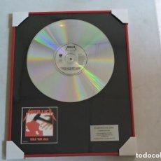 Música de colección: METALLICA - KILL'EM ALL - DISCO DE PLATINO. Lote 147748242