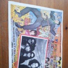 Música de colección: CARTEL VI FERIA UNIVERSITARIA DEL DISCO Y LA MUSICA. 1996. . Lote 147833418