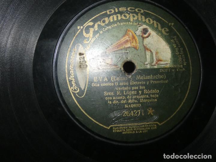 Música de colección: TREMENDO LOTE DE 65 DISCOS DE PIZARRA, LISTADOS, CON DOS OPERAS COMPLETAS EN CAJA ver fotos - Foto 3 - 150032510