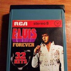 Música de colección: CINTA ELVIS PRESLEY FOREVER STEREO 8. Lote 151437706