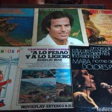 Música de colección: LOTE DE DISCOS. Lote 152045300