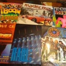 Música de colección: LOTE DE 6 DISCOS. Lote 152046474