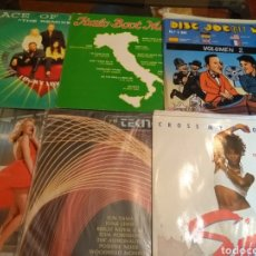 Música de colección: LOTE DE 6 DISCOS. Lote 152047409