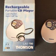 Música de colección: THOMSON LAD 790 REPRODUCTOR CD. Lote 152976308
