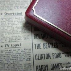 Música de colección: ANUNCIO DE PRIMERAS ACTUACIONES DE BEATLES EN LONDRES 1963 Y NOTICIA EN LISTA DISCOS. Lote 154381334