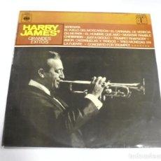 Música de colección: LP. HARRY JAMES. GRANDES EXITOS. CBS. 1966. Lote 154741358