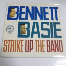 Música de colección: LP. BENNETT BASIE. STRIKE UP THE BAND. VOL.5.. Lote 154741546