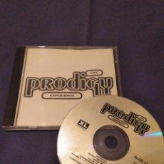 Música de colección: CD PRODIGY , EXPERIENCE.. Lote 156673486