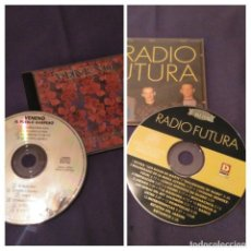 Música de colección: CD RADIO FUTURA SIMPLEMENTE LO MEJOR + CD VENENO.KIKO VENENO&RAIMUNDO AMADOR. Lote 156673726
