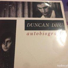 Música de colección: LOTE 3 VINILOS DUNCAN DHU. Lote 156763422