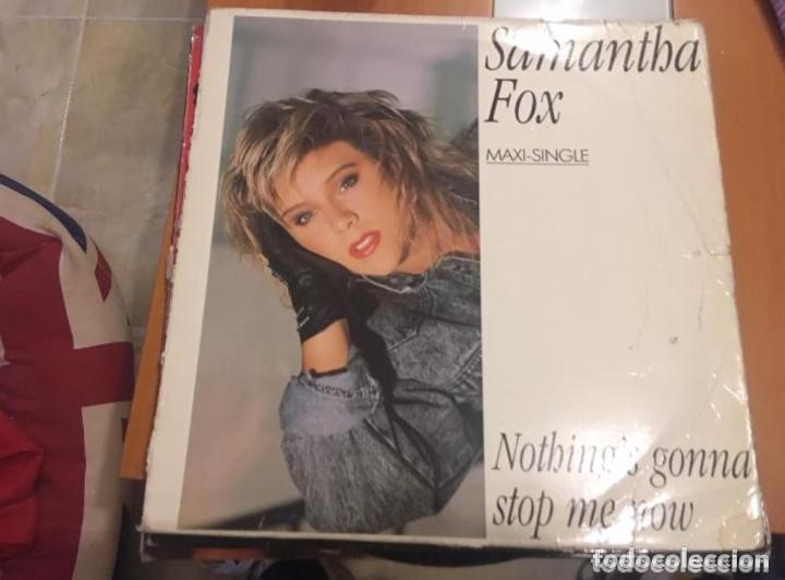 Música de colección: LOTE 6 vinilos samantha fox - Foto 5 - 158235310