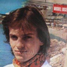 Música de colección: POSTER CENTRAL REVISTA SEMANA- MIGUEL BOSE. Lote 162113650