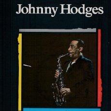 Música de colección: LP: JOHNNY HODGES, CASTLE ROCK AND DUKE - MAESTROS DEL JAZZ. Lote 110635444