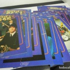 Música de colección: TAPAS DE LOS FASCICULOS DEL 1 AL 17 (HISTORIA DELA MÚSICA ROCK) ORBIS-1981. Lote 162544206