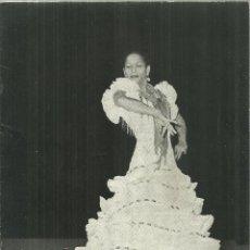 Música de colección: 1616.- CARMEN AMAYA Y SU COMPAÑIA DE BAILE PALAU DE LA MUSICA 1959-SEBASTIA GASCH-SEMPRONIO. Lote 162933914