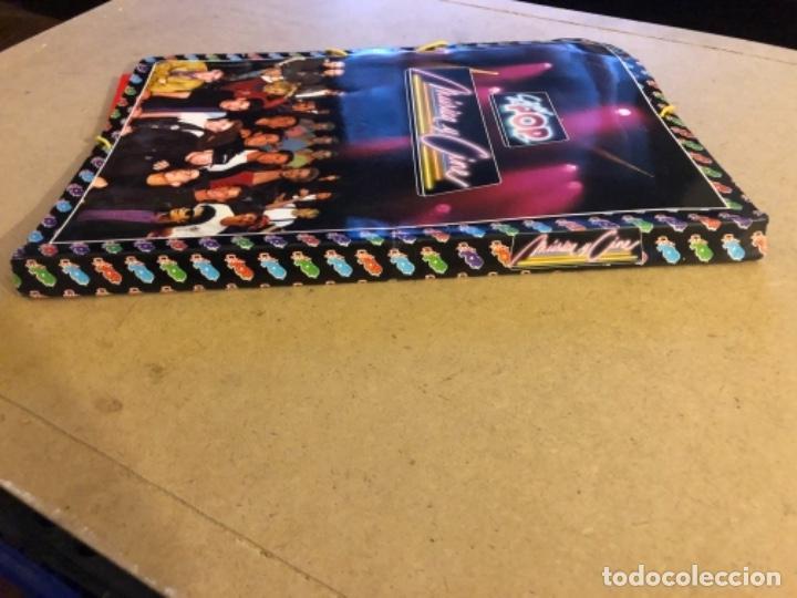 Música de colección: CARPETA DE LA REVISTA SUPER POP (1990). MÚSICA Y CINE. CON FASCÍCULO N°1 NEW KIDS ON THE BLOCK - Foto 9 - 164338458