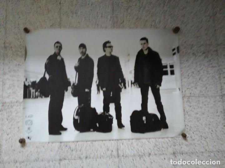 PÓSTER U2 BEAUTIFUL DAY. 85 X 61 CM (Música - Varios)