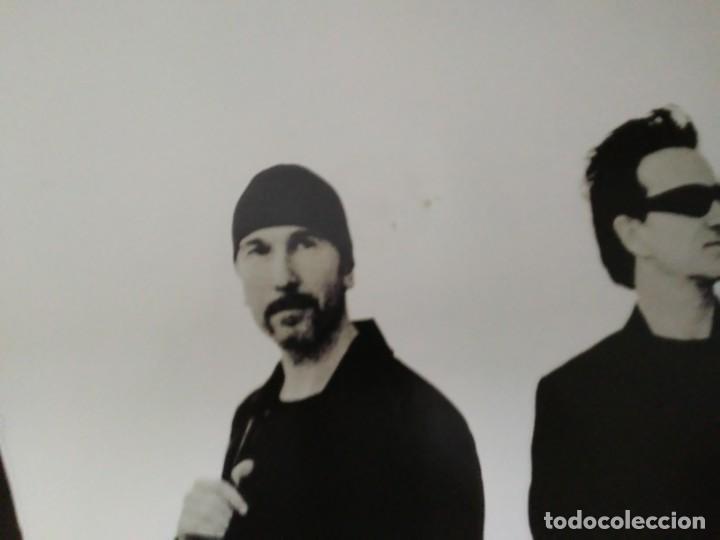 Música de colección: Póster U2 Beautiful Day. 85 x 61 cm - Foto 2 - 165662338