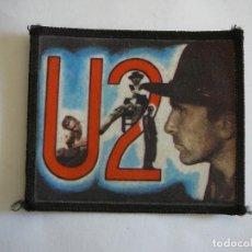 Música de colección: PARCHE U2 THE EDGE JOSHUA TREE. 10 X 8 CM. Lote 166252546