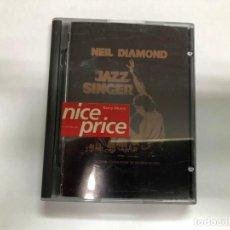 Musique de collection: MINI DISC NEIL DIAMOND / JAZZ SINGER HITS EPIC CBS . Lote 166812062