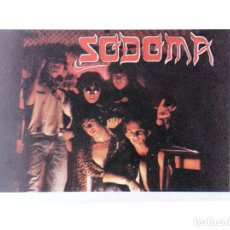 Musique de collection: CROMO SUPER MUSICAL 18. SODOMA. EYDER, CIRCA 1980. Lote 200884032