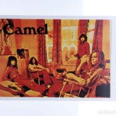Música de coleção: CROMO SUPER MUSICAL 40. CAMEL. EYDER, CIRCA 1980. Lote 168930198