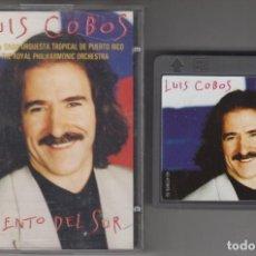 Musique de collection: LUIS COBOS MINIDISC VIENTO DEL SUR 1993 MINI-DISC. Lote 169327196