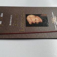 Música de colección: HOMENAJE A PILAR LORENGAR / SAÑLA MOZART / ZARAGOZA / / G205. Lote 169829072