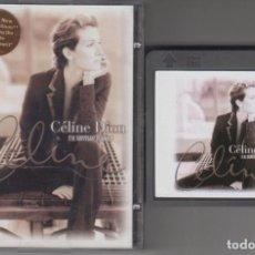 Música de colección: CÉLINE DION MINI DISC S'IL SUFFISAIT D'AIMER 1998 SONY EUROPE (MINIDISC). Lote 170011952