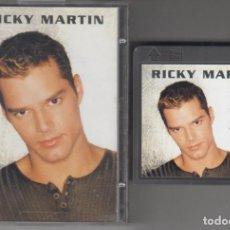 Música de colección: RICKY MARTIN MINI DISC 1999 COLUMBIA EUROPE (MINIDISC). Lote 170012456
