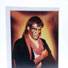 Música de coleção: CROMO SUPER MUSICAL 53. MARILLION. EYDER, CIRCA 1980. Lote 194984150