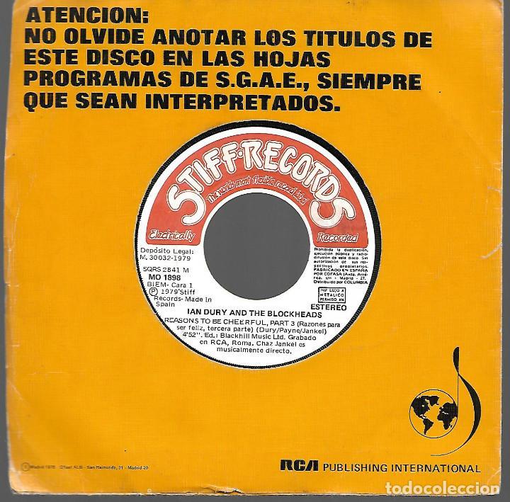 Música de colección: OCASION COLECCION DE DISCOS SINGLES TODOS EN BUEN ESTADO VER FOTOS - Foto 20 - 170368204