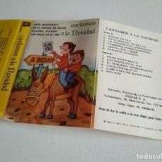 Música de colección: C-CEN160 LOTE DE ENCARTES DE MUSICA LA MAYORIA DE CASETE LOS DE FOTO SOLO PAPEL VER FOTOS. Lote 171049102