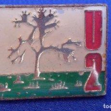 Música de colección: PIN U-2. Lote 171440353