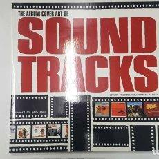 Música de colección: THE ALBUM COVER ART OF SOUND TRACKS - FRANK JASTFELDER / STEFAN KASSEL. FOREWORD BY SAUL BASS. Lote 171508123