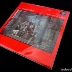 Musique de collection: 200 FUNDAS EXTERIORES BRILLANTES TIPO CRISTAL PARA DISCOS DE VINILO LP Y MAXIS. Lote 265408054