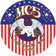 Musique de collection: IMAN/MAGNET MC5 KICK OUT THE JAMS . STOOGES ROB TYNER WAYNE KRAMER PUNK DETRO. Lote 172376265