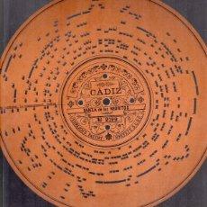 Musique de collection: EHRLICHS PATENT, DISCO CARTÓN NÚMERO 2199. Lote 172642337