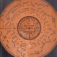 Musique de collection: EHRLICHS PATENT, DISCO DE CARTÓN. NÚMERO 2020. Lote 172642979