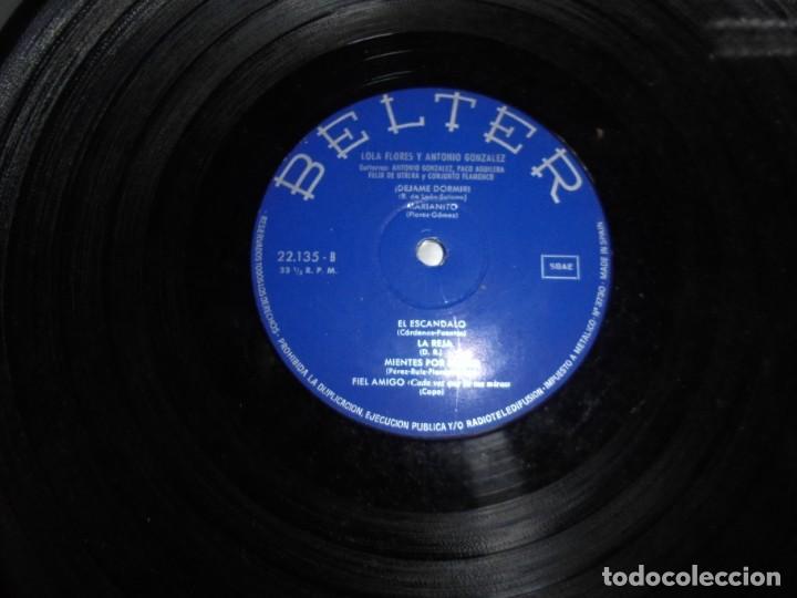 Música de colección: LOTE 20 DE LP'S. VARIADOS. CONTENIDOS EN ALBUMES. VER FOTOS. VER TITULOS - Foto 43 - 172776793