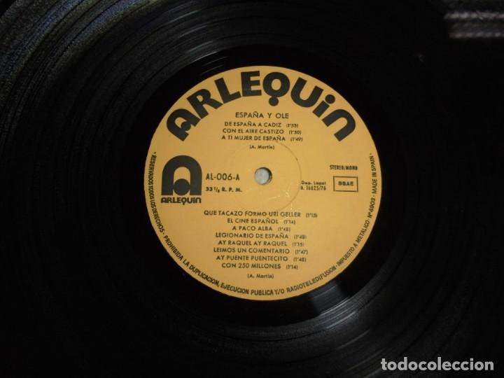Música de colección: LOTE 20 DE LP'S. VARIADOS. CONTENIDOS EN ALBUMES. VER FOTOS. VER TITULOS - Foto 48 - 172776793