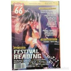 Música de colección: REVISTA RUTA 66 #78 (NOVIEMBRE 1992) . STERLING MORRISON KIM FOWLEY RUSS MEYER. Lote 173681737