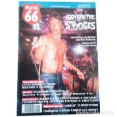 Música de colección: REVISTA RUTA 66 #82 (MARZO 1993) . IGGY AND THE STOOGES FUNKADELIC PJ HARVE. Lote 173681849