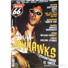Música de colección: REVISTA RUTA 66 #197 (SEPTIEMBRE 2003) . JAYHAWKS ROLLING STONES WILSON PICKETT . Lote 173682392