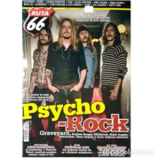 Música de colección: REVISTA RUTA 66 #304 (MAYO 2013) . GRAVEYARD PHANTOM SURFERS THE ANIMALS DEATH . Lote 173682540