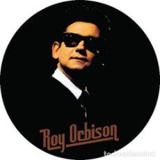 Musique de collection: CHAPA/BADGE ROY ORBISON . PIN BUTTON BRUCE SPRINGSTEEN ELVIS PRESLEY SUN RECORDS. Lote 174041540