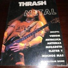 Música de colección: THRASH METAL - EDITORIAL LA MASCARA VENOM. METALLICA SLAYER ANTHRAX ETC. Lote 174470472