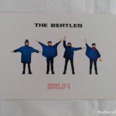 Música de colección: POSTAL THE BEATLES. HELP! . Lote 174592233
