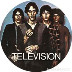 Musique de collection: IMAN/MAGNET TELEVISION . PUNK JOHNNY THUNDERS CBGB SUICIDE CRAMPS NO WA. Lote 174636310
