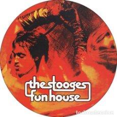 Musique de collection: IMAN/MAGNET THE STOOGES FUN HOUSE . IGGY POP MC5 RAW POWER PUNK DETROIT BOW. Lote 175555198